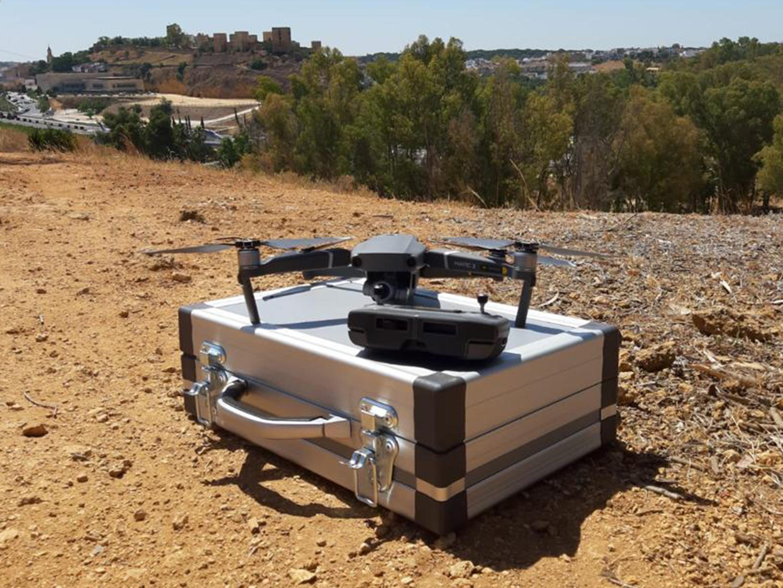 flight case para dron